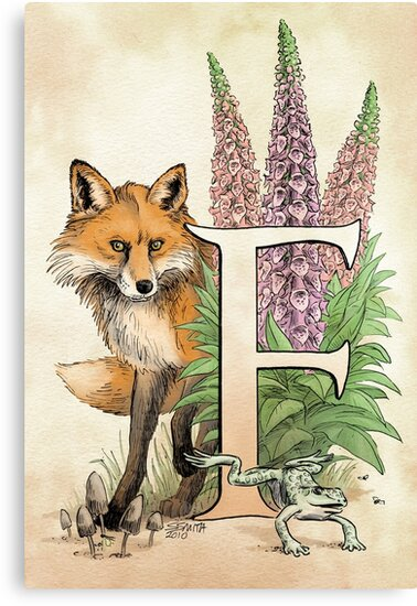 F is for...  by Stephanie Smith