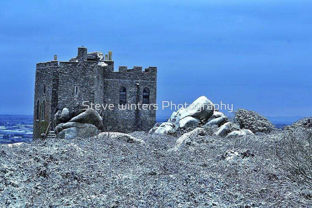 Carn Brea Castle by Steve winters Photography