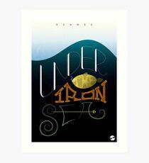 Under the Iron Sea Art Print