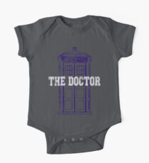 The Doctor One Piece - Short Sleeve