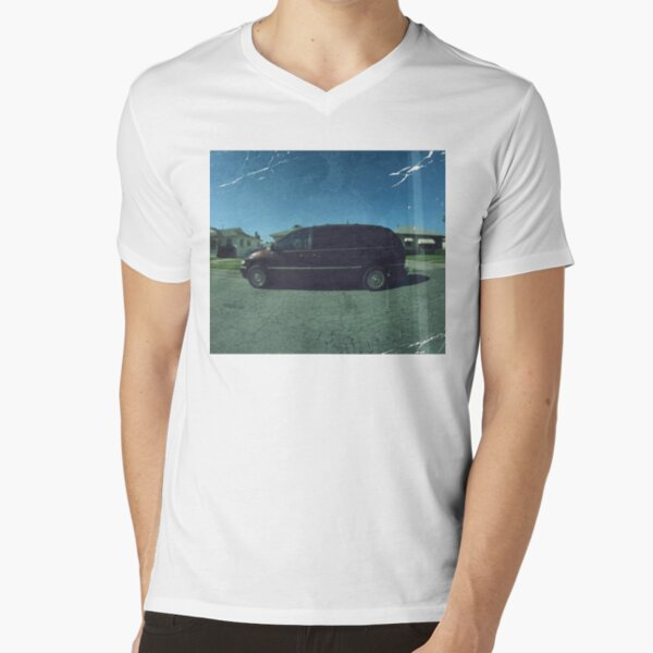 De luxe T-shirt col V
