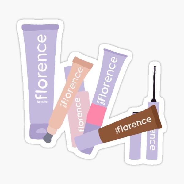 FlorenceByMills Design Glossy Sticker