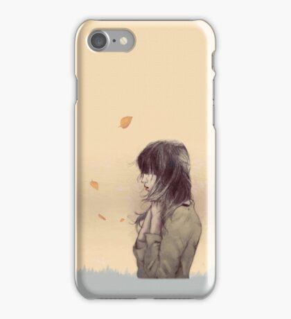 Autumn Morning iPhone Case/Skin