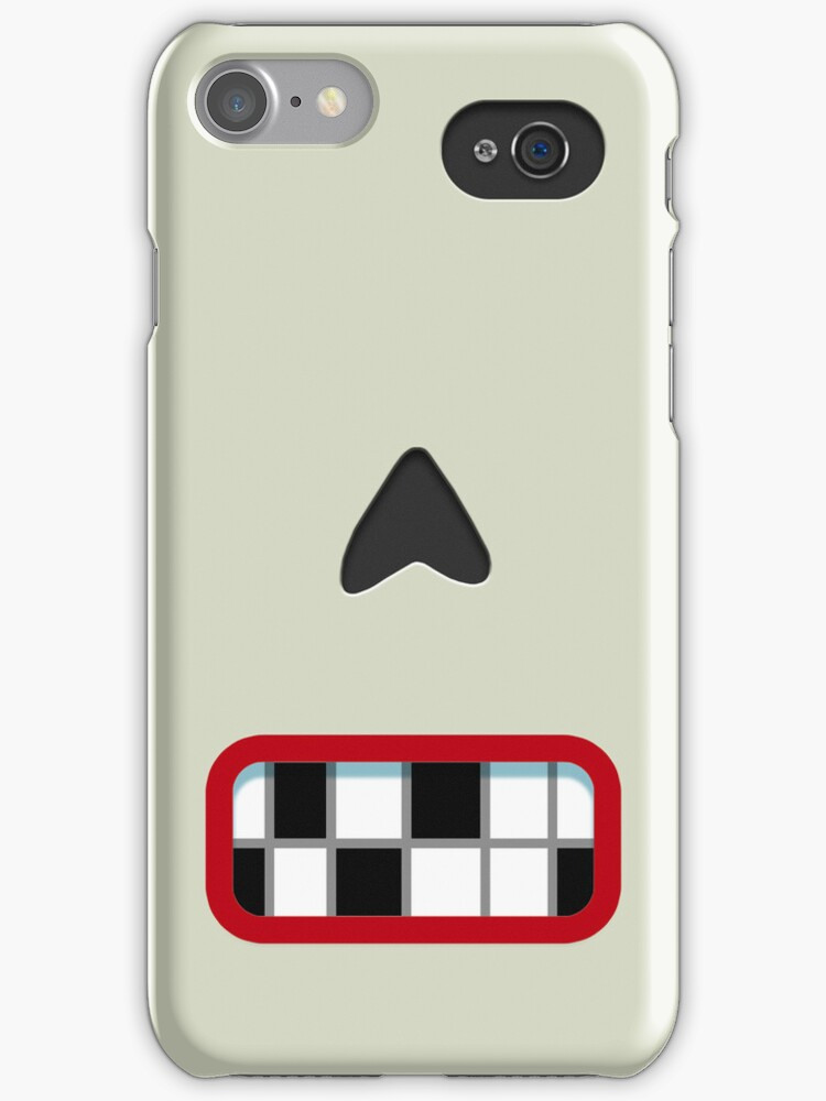 iPhone 5 Skull - Deflector Case by PixelRider