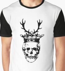 A well dressed skull Graphic T-Shirt