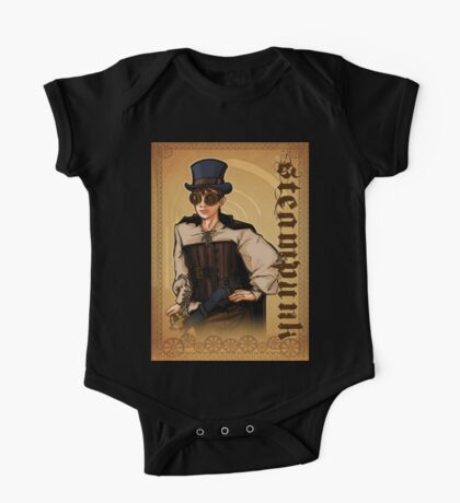 Steampunk Lady Kids Clothes