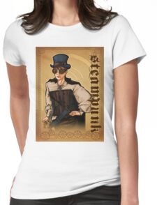 Steampunk Lady T-Shirt
