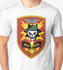 Military Assistance Command, Vietnam Crest T-Shirt