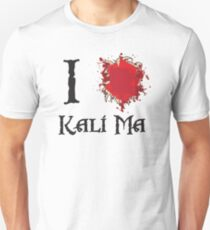 Indiana Jones I love Kali Ma T-Shirt