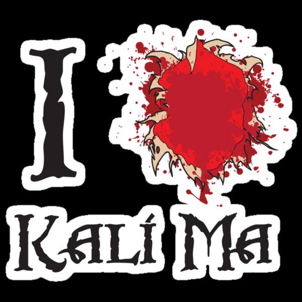 Indiana Jones I love Kali Ma by Tardis53