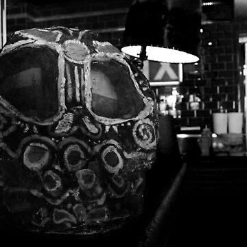 Danger - Bronx Bar by ashurcollective