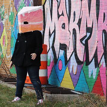 Danger - Detroit Graffiti by ashurcollective