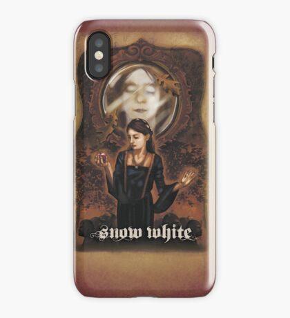 Renaissance Snow White iPhone Case