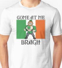 Saint Patrick come at me bro Unisex T-Shirt