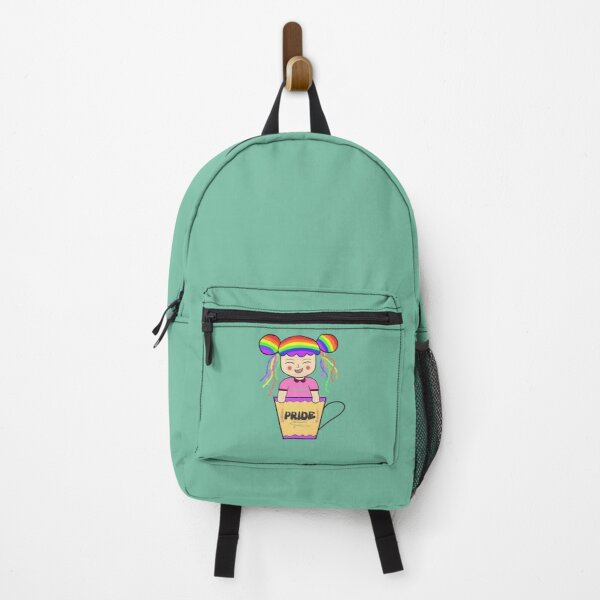 Cute Pride Month Backpack