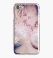Galactic Space Milk - for Art and Beds iPhone Case/Skin