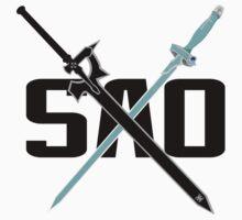 SAO Asuna(X)Kirito | Unisex T-Shirt