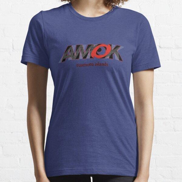 AMOK - tuamotu islands Essential T-Shirt