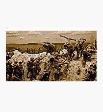 War Memorial Photographic Print