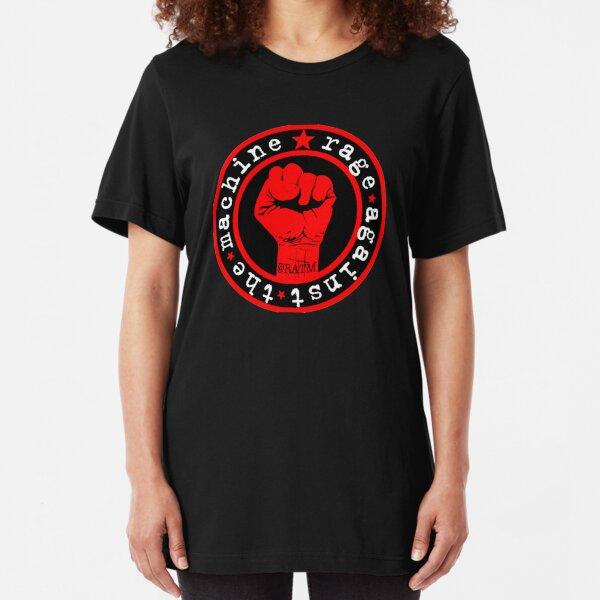 BEST ROCK BAND MUSIC LEGEND Slim Fit T-Shirt