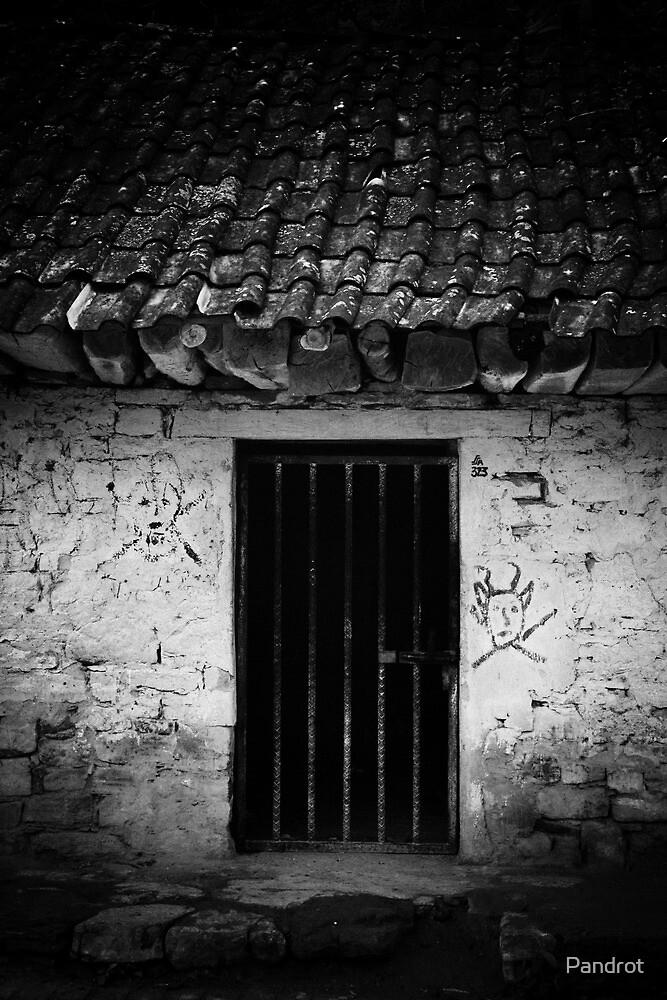 Cochotla Jail by Pandrot