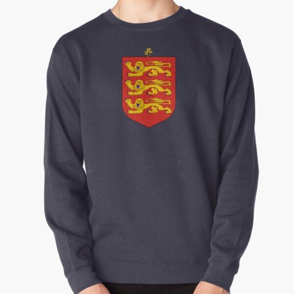 Flag of Guernsey Pullover Sweatshirt
