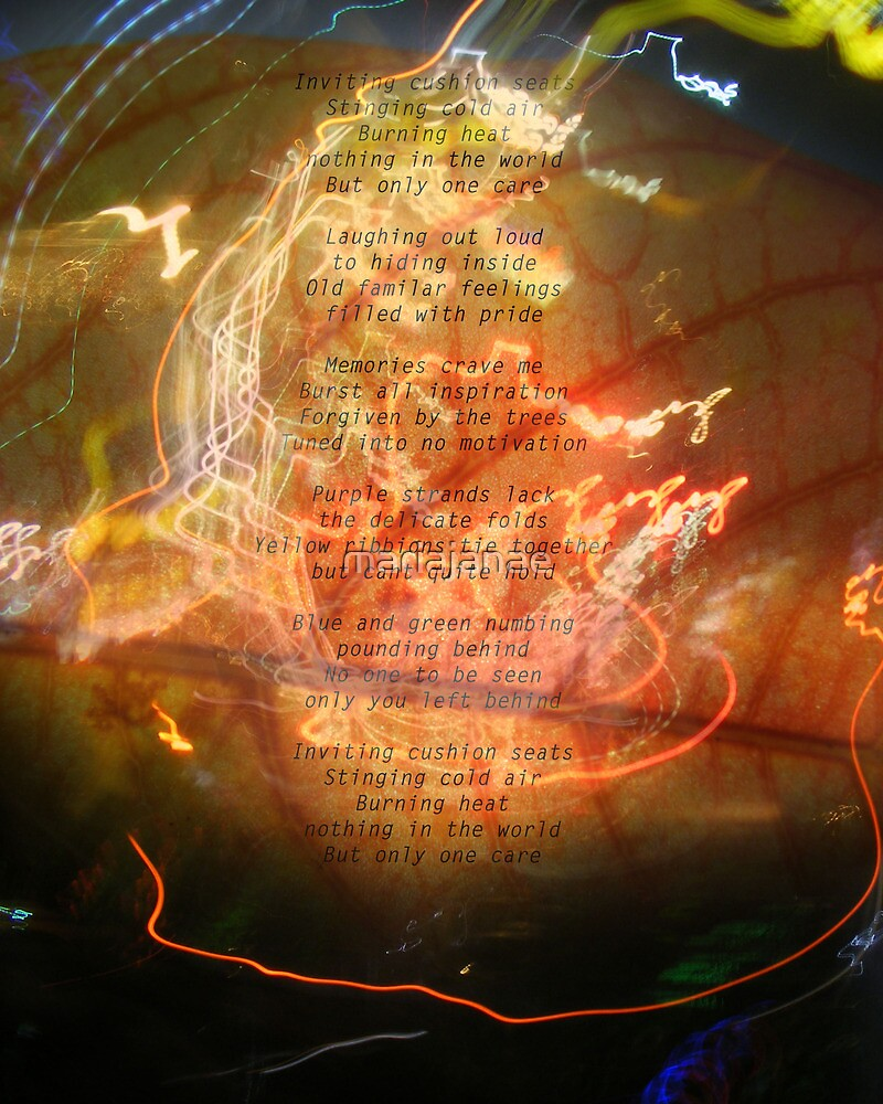 Burning Heat by mariajanae