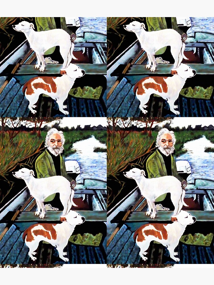 Goodfellas Dogs Painting, Artwork for Wall Art, Prints, Poster, Tshirts, Men, Women, Youth by clothorama
