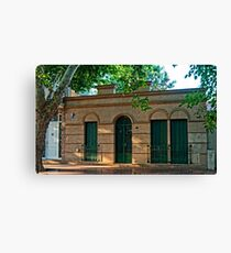 OLD COLONIAL 1 Canvas Print