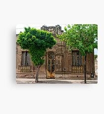 OLD COLONIAL 2 Canvas Print