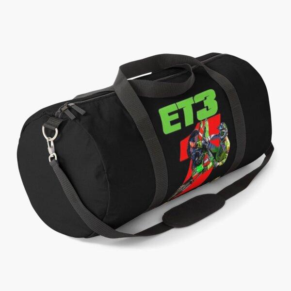 Eli Tomac ET1 2020 SX Champ Supercross Champion ET3 Gift Red Number Plate Design Duffle Bag