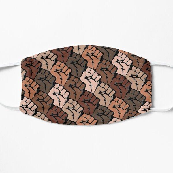 Black Lives Matter Tessellation Pattern Mask