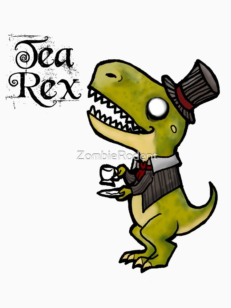 Tea Rex | Unisex T-Shirt