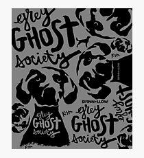 Grey Ghost Society : v2 Photographic Print