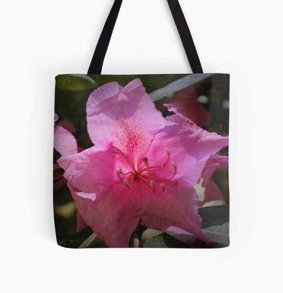 Rhody blossom All Over Print Tote Bag
