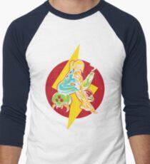 Femme Fatale Hunter - Red Edition Men's Baseball ¾ T-Shirt