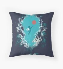 """Good-Night"" Throw Pillow"
