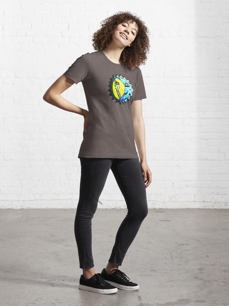 Alternate view of SadShine Essential T-Shirt