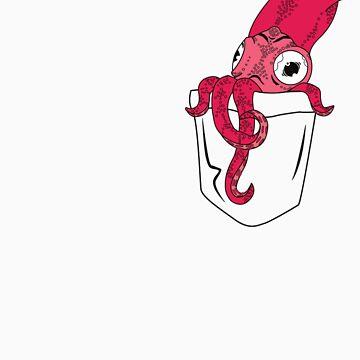Pocket Squid by heathJM