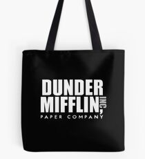 Dunder Mifflin the Office Tote Bag