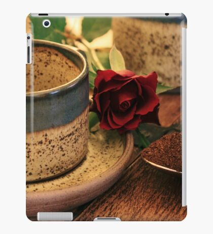 After Dinner Coffee iPad Case/Skin