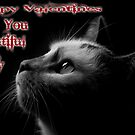 Valentine Kitty by Ladymoose