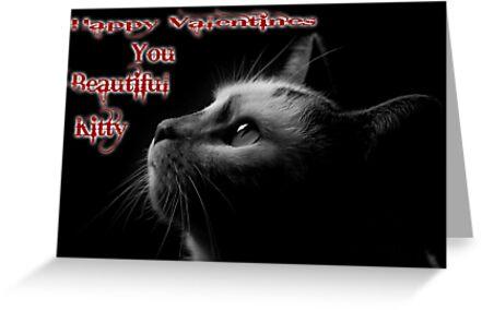 Valentine Kitty by Ladymoose