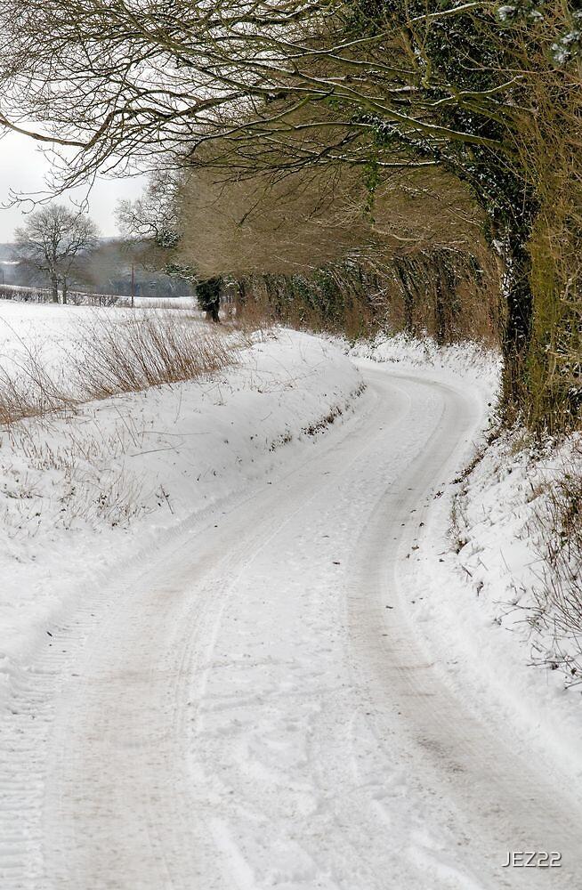 Old Lenham road by JEZ22