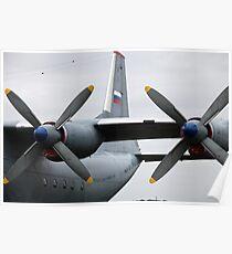 propeller turboprop Poster