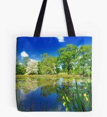 Derbyshire Landscapes Tote Bag