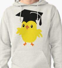 ღ°ټAdorable Nerd Chick on a Graduation Cap Clothing& Stickersټღ° Pullover Hoodie
