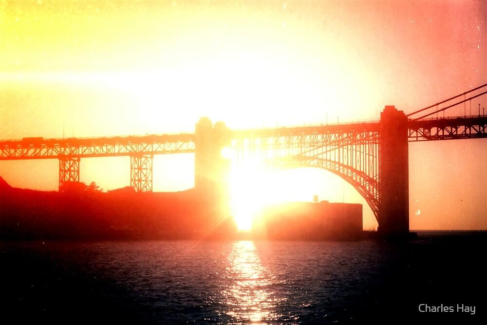 Golden Gate Bridge by Charles Hay