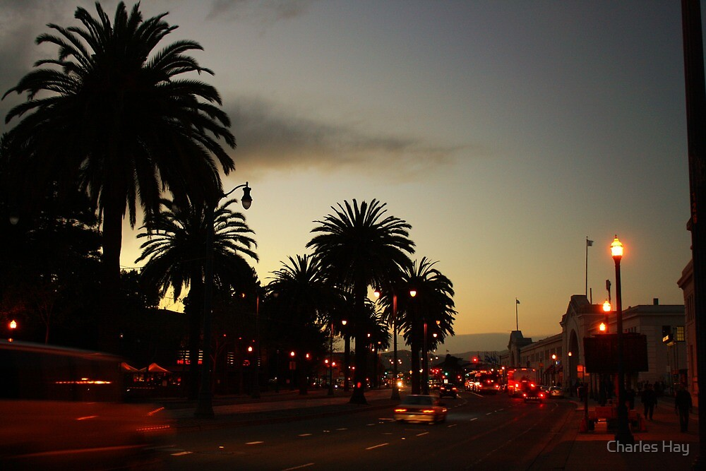 San Francisco by the Bay by Charles Hay