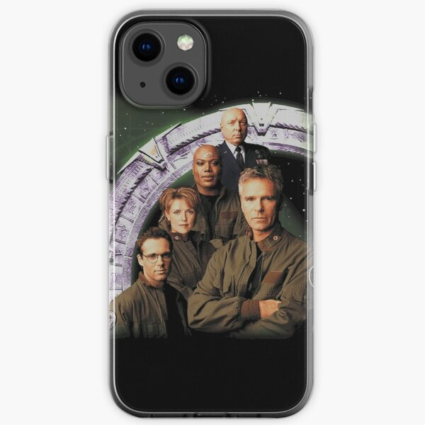 Stargate SG1 Coque souple iPhone